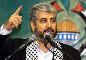 Лидер ХАМАС призвал отложить проект политического урегулирования палестинской проблемы