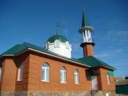 Мечеть в память о матери