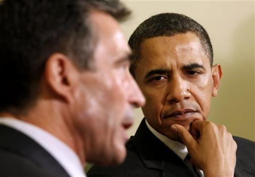 Афганистан: головная боль Обамы и Расмуссена