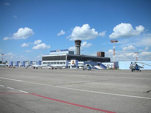 В аэропорту Казани могут появиться молельные комнаты