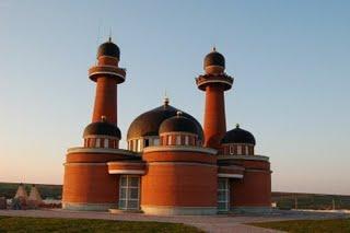 С лотка продается мечеть!