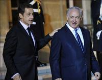 Свое предложение Саркози обсудил на прошлой неделе с премьер-министром Израиля Биньямином Нетаньяху