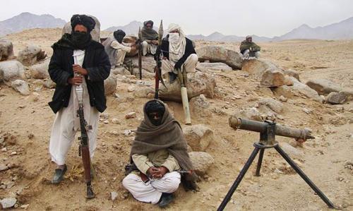 """Британская армия попытается подкупить """"Талибан"""""""