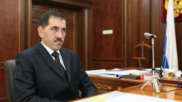 Евкуров против военного губернатора Кавказа