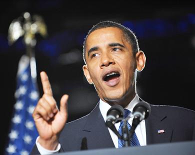 Американцы всё меньше поддерживают Обаму