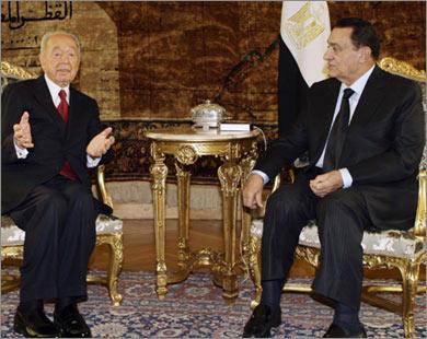 Новый раунд египетско-израильских переговоров