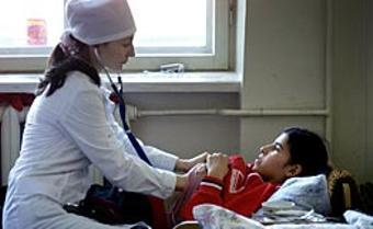 В Чечне нет возможности для реабилитации детей-инвалидов