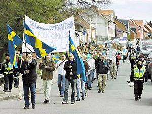 «Шведские демократы» наращивают популярность благодаря своим заявлениям «об угрозе ислама»