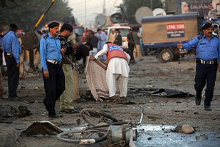 Американские наемники проводят в Пакистане секретную операцию