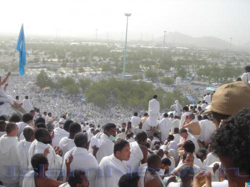 Из-за наводнения в Саудовской Аравии погибли 13 хаджиев