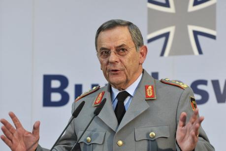 Германский командующий подал в отставку из-за авианалета в Афганистане