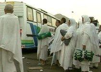 В воскресенье автобусы с паломниками из Дагестана начнут покидать долину Мина