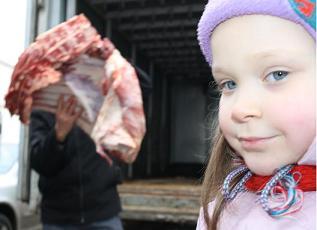 На Ид-аль-Адху российские мусульмане активно жертвовали сиротам и больным