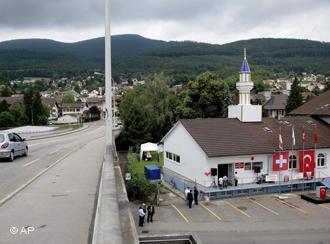Швейцария провалила  экзамен на толерантность