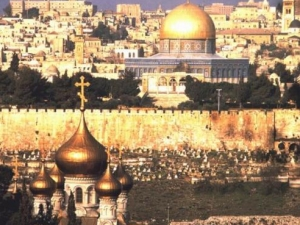 Как зачищают Иерусалим