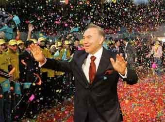 Казахстан займет пост ОБСЕ