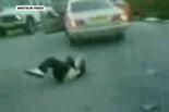 "Израильтянин на ""мерседесе"" раздавил раненого палестинца"
