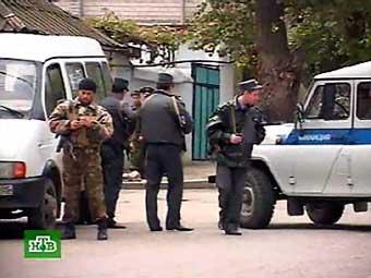 Дагестанская милиция взялась за бороды
