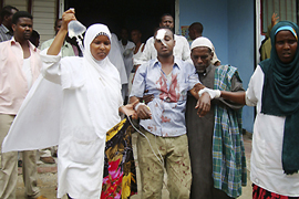 Теракт в Сомали унес жизни студентов и министров