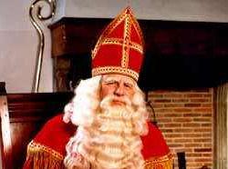 Санта Клауса пригласили в мечеть