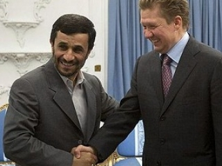 «Газпром» подключится к иранскому «Трубопроводу мира»
