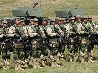 """Грузия будет вносить """"вклад в дело мира"""" в Афганистане"""