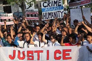 Филиппинский клан обвиняют в массовых убийствах