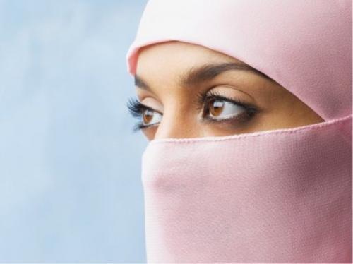 В Бельгии оштрафовали женщину в никабе