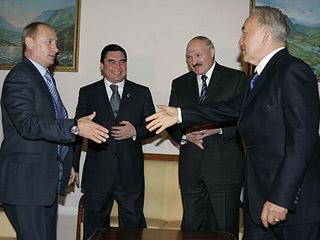 Путин: РФ, Белоруссия и Казахстан близки к созданию единого экономического пространства
