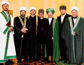 Муфтии передумали объединяться