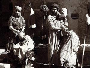 Мулла-цирюльник из Самарканда