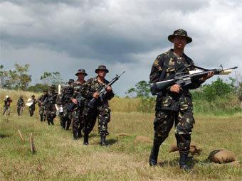 На Филиппинах группа сепаратистов с боем освободила заключенных