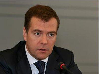Медведев: Народ Абхазии поддержал курс на независимость