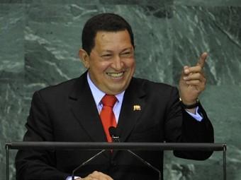 Угрозы Клинтон смехотворны – Чавес