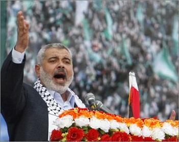 Фестиваль ХАМАС собрал на площади Газы сто тысяч палестинцев