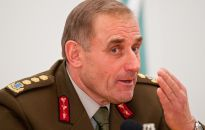 Эстонский генерал мечтает одолеть талибов