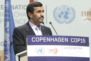 Ахмадинежад: Обама отправился дорогой Буша
