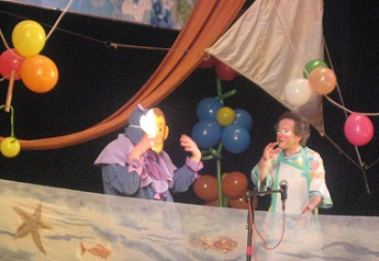 Курбан-байрам по-детски отпраздновали в Москве