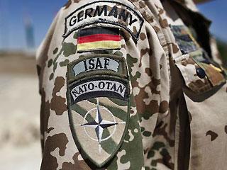 Одна из крупнейших партий Германии против отправки военных в Афганистан