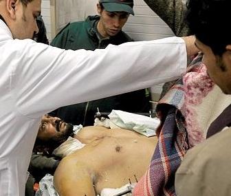 Палестинские руководители намерены привлечь израильских врачей за кражу органов
