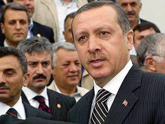 Американский журнал назвал Эрдогана новым игроком года