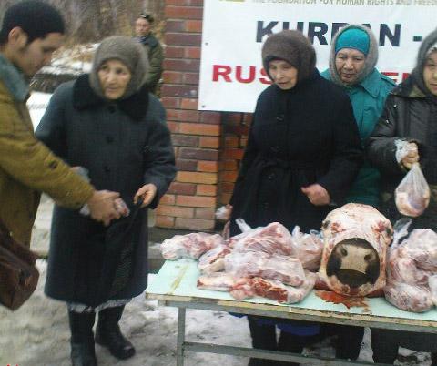 Интернат выразил благодарность мусульманам Озерска