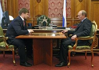Кадыров попросил денег у Путина