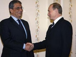Лавров намерен создать форум российско-арабского сотрудничества