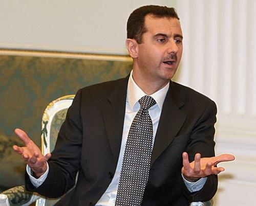 Израиль не хочет мира, — президент Сирии