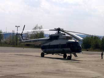 В аварии вертолета на Камчатке погиб человек