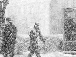 В Москве продолжится снегопад