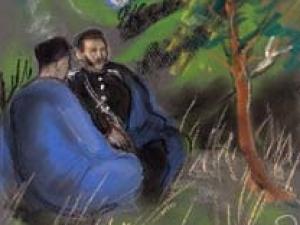 Толстой — связующая нить между русским и чеченским народами