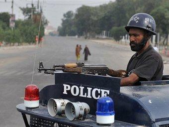 В Пакистане произошел кровавый теракт
