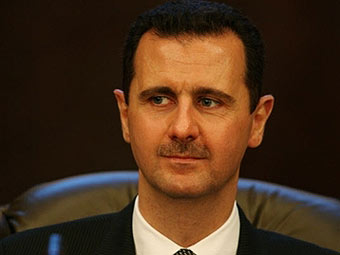 "Башар Асад назван ""Человеком 2009 года"""